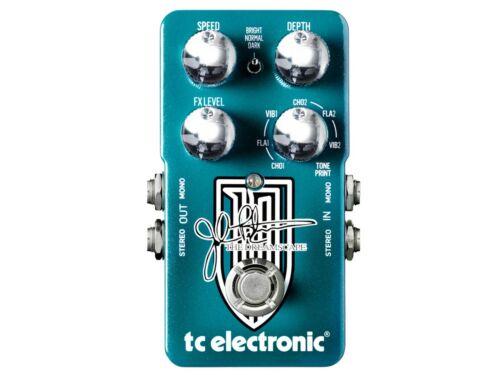 TC ELECTRONIC THE DREAMSCAPE EFFETTO CHORUS//FLANGER// VIBRATO A PEDALE