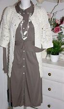 Noa Noa  Kleid  Dress  Darwen Jersey Stock Langarm  size: XS  Neu