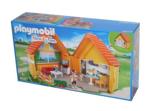 Aufklapp-Ferienhaus NEU ORIGINAL VERPACKT Playmobil 6020