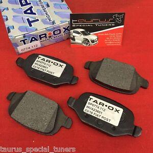 Pastiglie-freno-sportive-posteriori-TAROX-0774-112-Fiat-Panda-2-II-1-2-1-3-e-4x4
