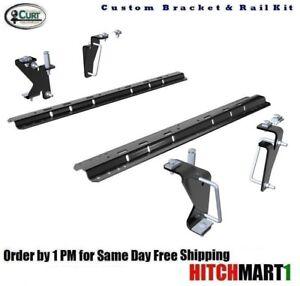5TH-WHEEL-TRAILER-HITCH-CUSTOM-BRACKET-PKG-FOR-2003-2012-DODGE-RAM-2500-3500