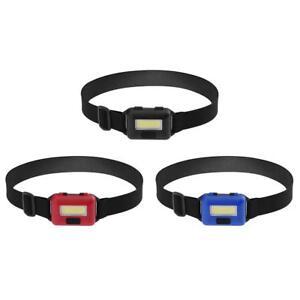 3-Modes-Waterproof-COB-LED-Flashlight-Outdoors-Cycling-Headlight-Headlamp-Torch