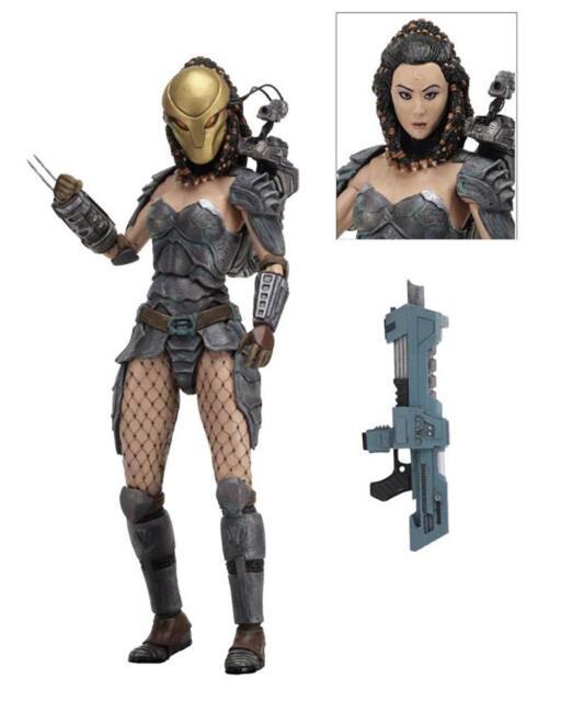 Machiko Noguchi Poseable Figure from Alien vs Predator Comics 51544