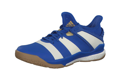Adidas Stabil x Uomo Pallavolo Scarpe Pallamano Blu Nuovo Sneakers 2019 G26422 | eBay