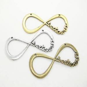 1D-ONE-DIRECTION-DIRECTIONER-INFINITY-charme-pendentif-collier-fait-3-couleur-UK