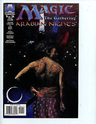 Comic Acclaim Armada Magic 1996  H14 MTG Convocations Gallery book nm