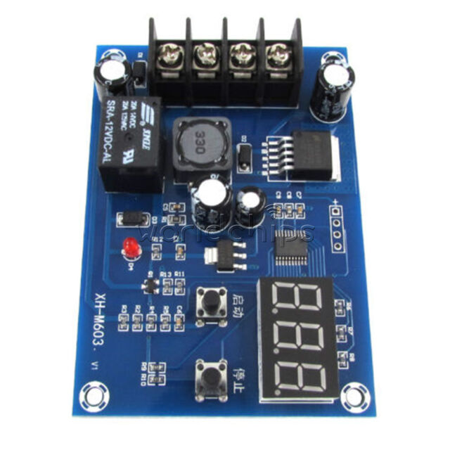 Charge Control Module 12-24V XH-M603 Storage Lithium Battery Protection Board