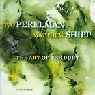 The Art of the Duet, Vol. 1 by Ivo Perelman/Matthew Shipp (CD, May-2013, Leo Records (Jazz - Import))