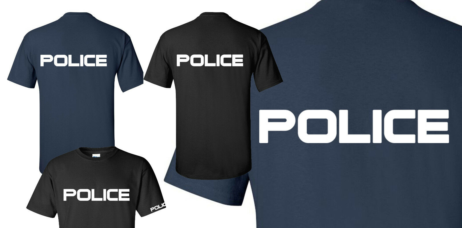 Police T Shirts Law Enforcement Tees For Men S 3xl Police