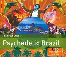 Various Artists-The Rough Guide to Psychedelic Brazil CD / Single NEW