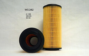 Wesfil-Oil-Filter-WCO82-fits-BMW-X-Series-X3-3-0d-E83-X5-3-0d-E53-X5-3