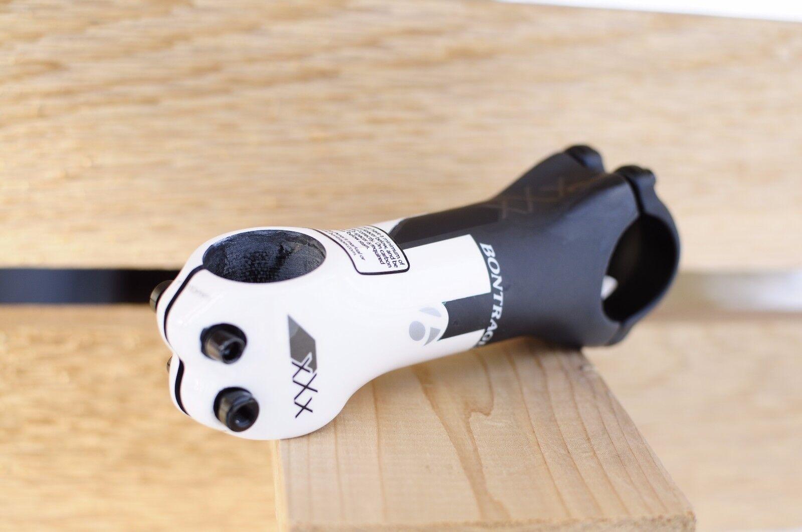NEW Bontrager XXX Carbon Stem 110mm,  + - 7 Degree, 1 1 8 , 31.8mm