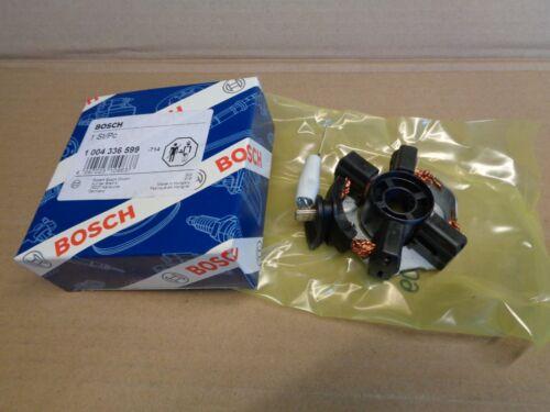 NEW GENUINE BOSCH 1004336599 CARBON BRUSH HOLDER VW 02B911209E FIAT 77364102