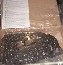Tsubaki Small Pitch Conveyor Chain C2040riv Rf2040s 10 Length 10 Ft Foot C4