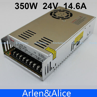 350W 24V 14.6A Single Output Switching power supply AC TO DC