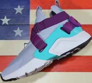 Nike-Air-Huarache-City-Womens-Wolf-Grey-Purple-Emerald-Running-Shoe-AH6787-006