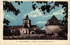 CPA Lencloitre - L'Eglise - Vue de l'Abside (111829)