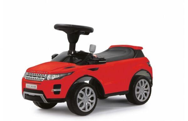 Jamara 460222 Rutscher Land Rover Evoque rot Auto Kinderfahrzeug Rutschfahrzeug