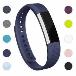 Replacement Watch Band Wristband Accessory Navy Large For Fitbit Alta Hr Tpu 799899951608 Ebay
