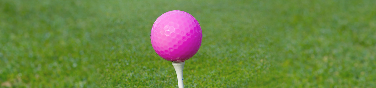 Shop Event Fore! New golf balls headed your way!