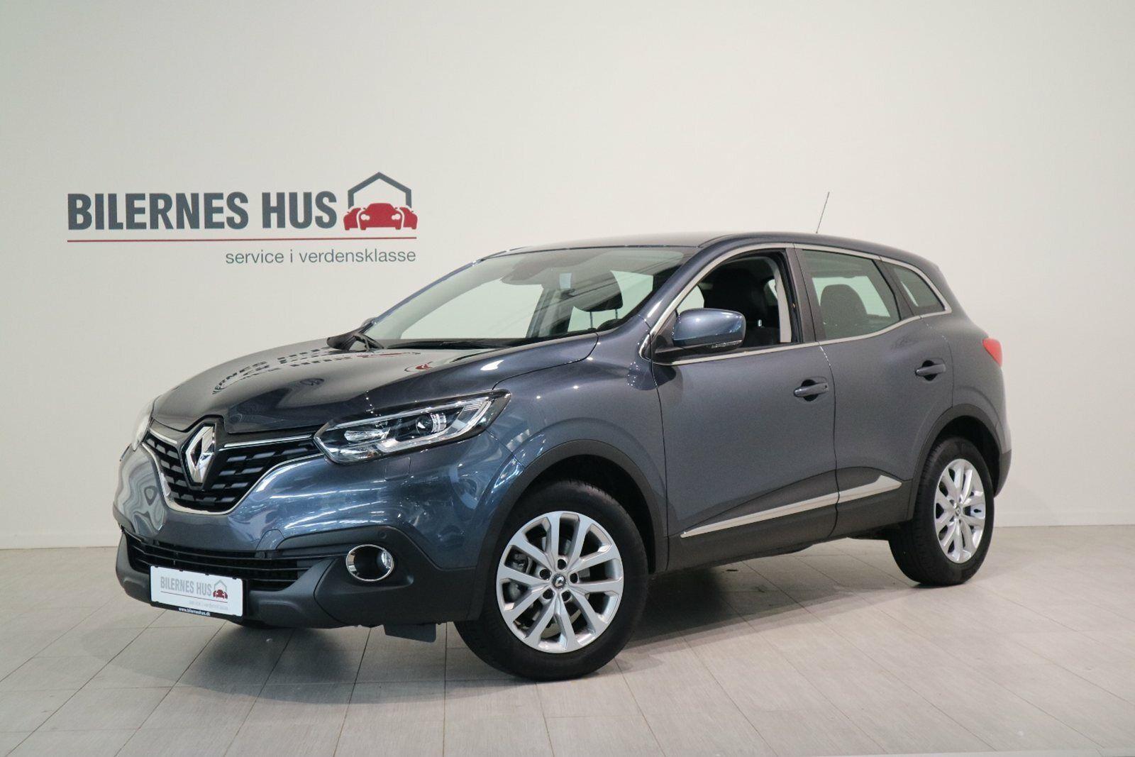 Renault Kadjar 1,3 TCe 140 Zen