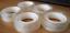 9 X Sellotape 12 mm x 20 m Collant clair Transparen bande mini petit rouleau stationnaire