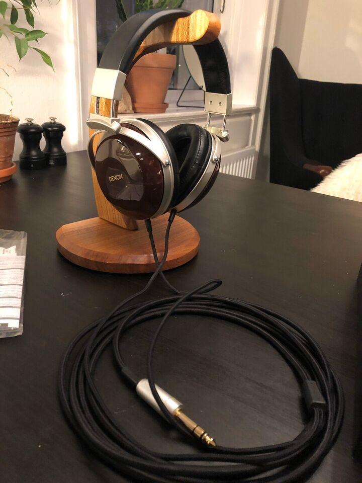 ørebøjle hovedtelefoner, Andet mærke, Denon AH D7000