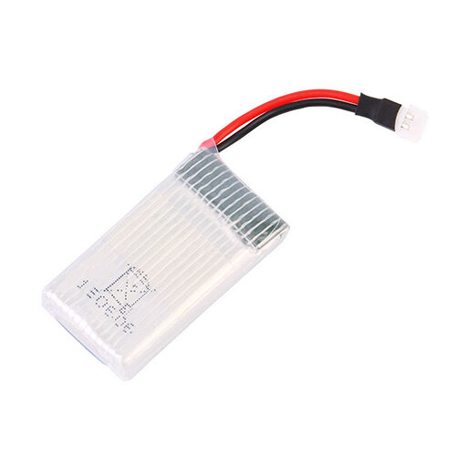 Simple 3.7V 600mAh 25C Lipo Battery for WLtoys V931 SYMA X5C Quadcopter Drone