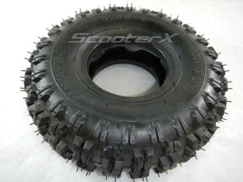 Inner Tube 9X3.50//3.00-4 Combo Razor 300X4 Saloor Go Ped Gasoline Scooter Tire
