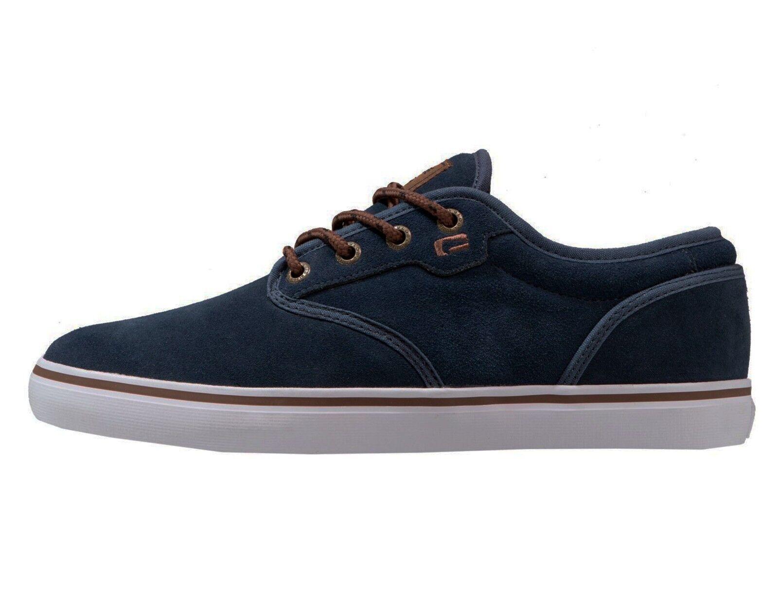 Scarpe Shoes Globe Modello Motley Colore Navy Navy Navy Brown  N°44.5 US Men 11.0 cm 29.0 2c81e1