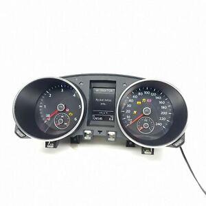 VW Golf 6 5K 1.6 2.0 Tdi Km/H Compteur de Vitesse Instrument Cluster 5K0920873A