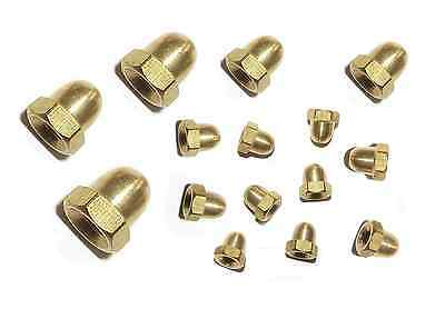 flache Sechskantmuttern M2 M6 M5 Muttern DIN 439 M3 M4 M8 Messing