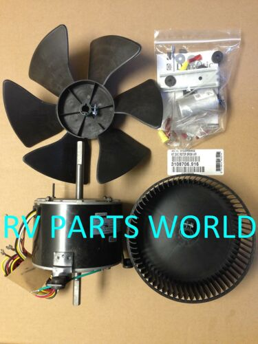 Dometic Duo-Therm AC 3108706.916 Brisk Air Replacement Motor Kit