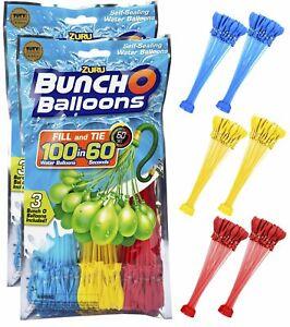 ZURU-Bunch-O-Balloons-210-Stueck-selbstschliessende-Wasserbomben-MIXED
