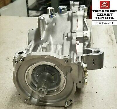 For 2009-2014 Toyota Venza Differential Side Cover Seal Rear Genuine 86664VW