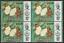 thumbnail 1 - MALAYSIA PERAK BUTTERFLIES 10c B/4 MNH B. CAT RM 20 B