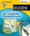 Lesedetektive Mal mit: Der magische Kleiderschrank, 1. Klasse von Katharina Wieker (2014, Taschenbuch)