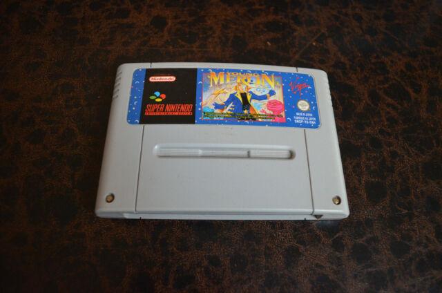Young Merlin - Super Nintendo / SNES - Cartouche Seule - FAH