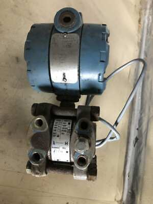 Rosemount 1151LT5EA4F22D Pressure Transmitter 0-150in H2O 45VDC 275PSI