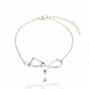 Rose-Gold-Bracelet-silver-bracelet-ladies-bead-chain-bracelet