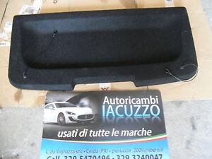 MENSOLA PIANALE CAPPELLIERA POSTERIORE FIAT PUNTO EVO 09/> DAL 2009 IN POI
