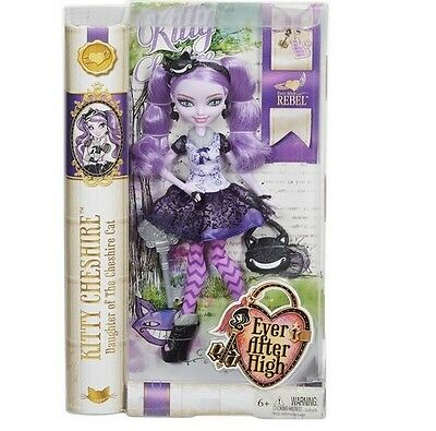 Ever After High Kitty Cheshire Doll - NEW & SEALED!