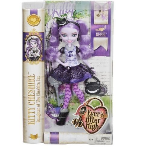 Ever After High Kitty Cheshire Doll NEW /& SEALED!