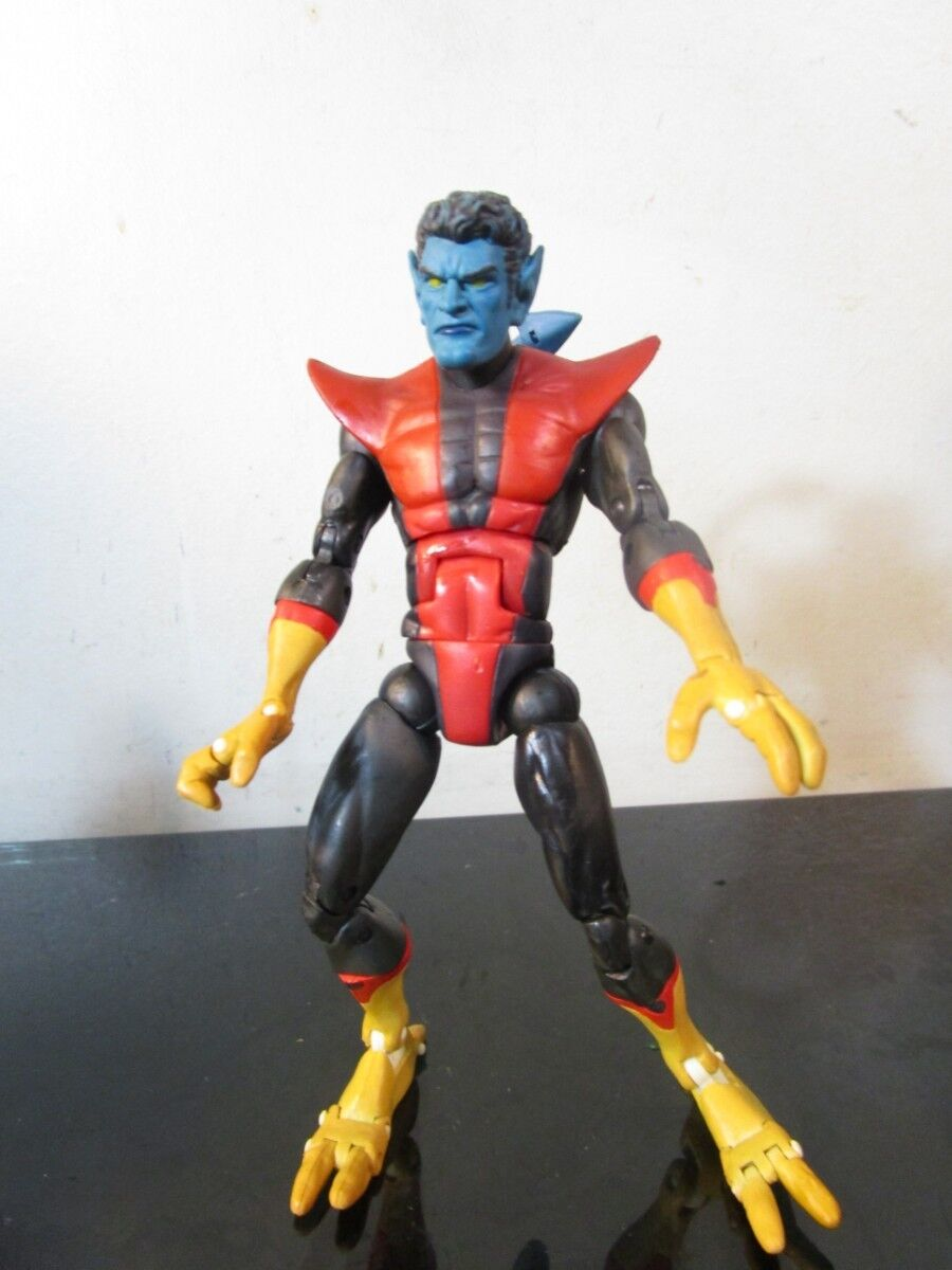 Marvel - legenden nightcrawler galactus serie locker.
