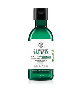 The Body Shop Tea Tree Body Wash 250ml