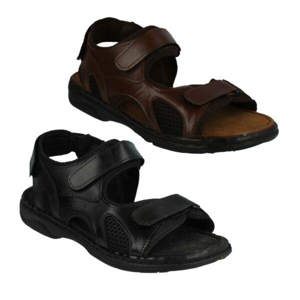 Abundante Para Hombres Cuero Mozax Riptape Mulas Sandalias De Playa De Verano Zapatos De Senderismo B207794-ver Refrescante Y Beneficioso Para Los Ojos