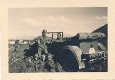 Nr.4486 original Foto 2,Weltkrieg Deutsche Soldaten im Auto WH161125  Tirol