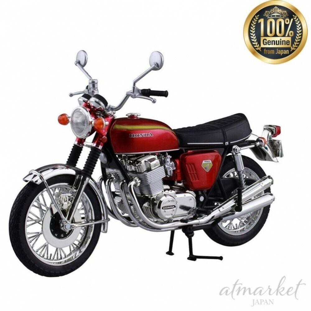 Sky Netz Mini Bike Honda Cb750four K0 1 12 12 12 Candy Rot Fertig Produkt von Japan e837f5