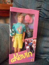 Kevin Mattel Teen Boyfriend of Skipper Barbie Doll 1990 NRFB