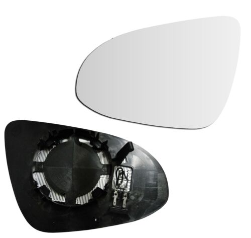 Glas Konvex Beheizbar Spiegelglas links für Citroen C1 Peugeot 108 Aygo 2014
